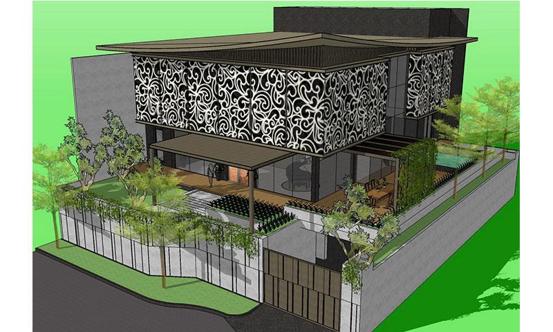 Rumah Tinggal Ibu Anny-Layar Permai 3-PIK