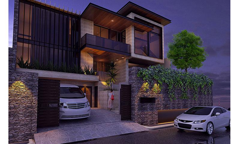 Rumah Tinggal Bp.David Liem – PIK Jakarta